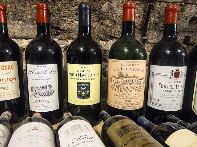ワイナリーのワイン各種