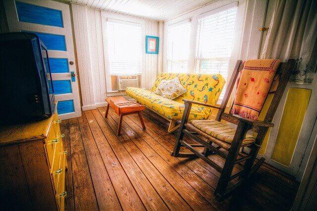 住宅の室内