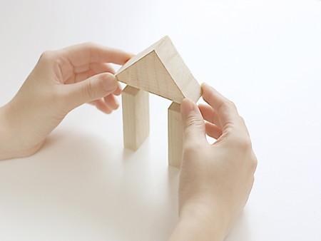 家造りのステップ