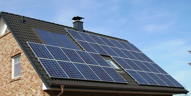 住宅の太陽光発電