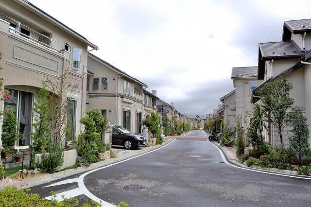 建売住宅について