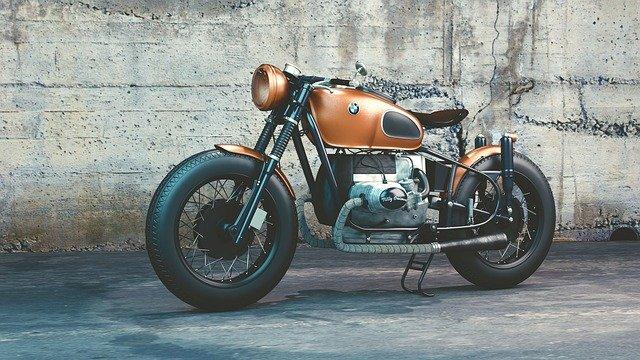 BMWのバイク